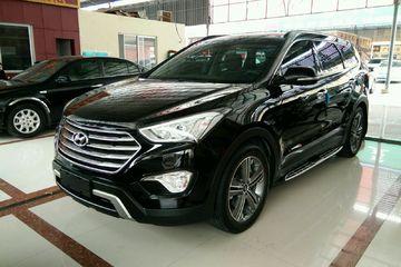 现代 格越 2013款 2.2T 自动 豪华版6座四驱 柴油