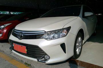 丰田 凯美瑞 2015款 2.0 自动 G领先版