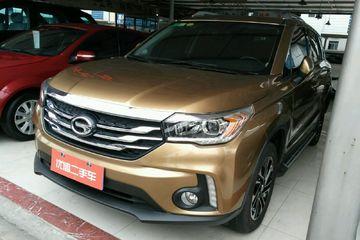 广汽传祺 传祺GS4 2015款 1.3T 手动 200T豪华版