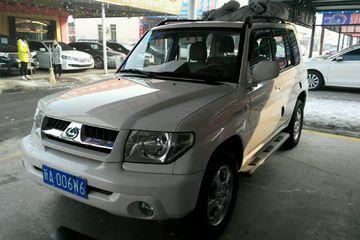 猎豹汽车 飞腾 2013款 2.0 手动 经典版标准型后驱
