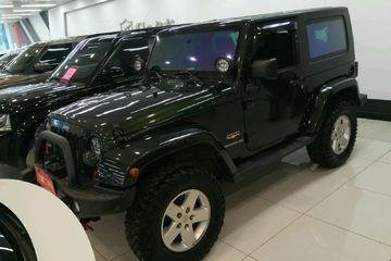 Jeep 牧马人 2010款 3.8 自动 Sahara两门