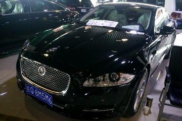 捷豹 XJ 2013款 3.0T 自动 SC旗舰商务版四驱