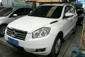 吉利汽车 全球鹰GX7 2012款 1.8 手动 行政版