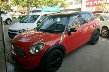 MINI COUNTRYMAN 2011款 1.6 自动 COOPER Fun