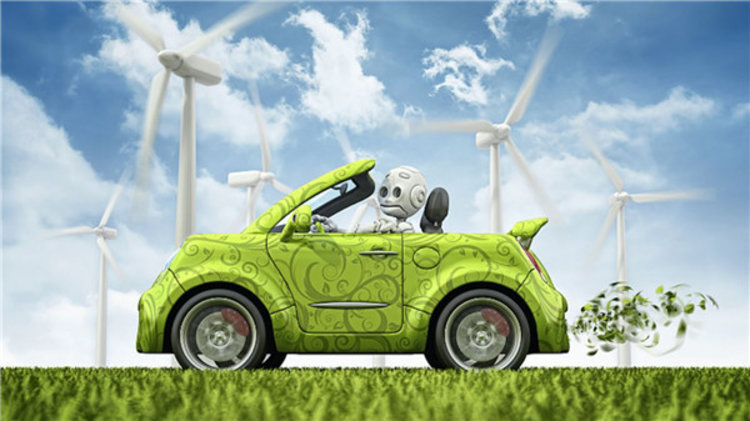 没有发动机的轰鸣,汽车就是要烧油才叫汽车这些都是我抵触电动车的