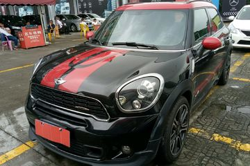 MINI MINI JCW COUNTRYMAN 2013款 1.6T 自动 JCW四驱