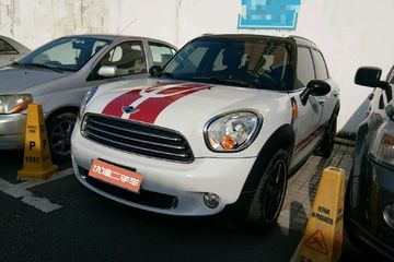 MINI COUNTRYMAN 2014款 1.6T 自动 COOPER Fun四驱