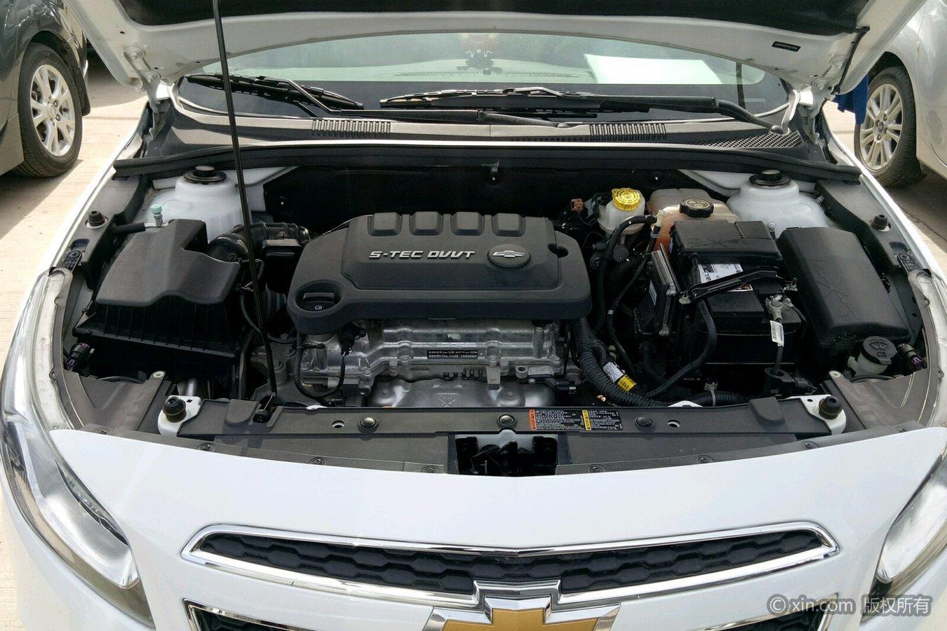 雪佛兰 科鲁兹三厢 2015款 1.5 自动 经典版se全价7.85万