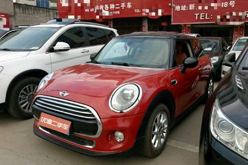 [当天提车]MINI MINI 2014款 1.5T 自动 COOPER Excitement价格