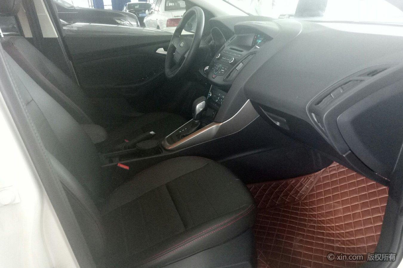福特 福克斯两厢 2015款 1.6 自动 舒适型