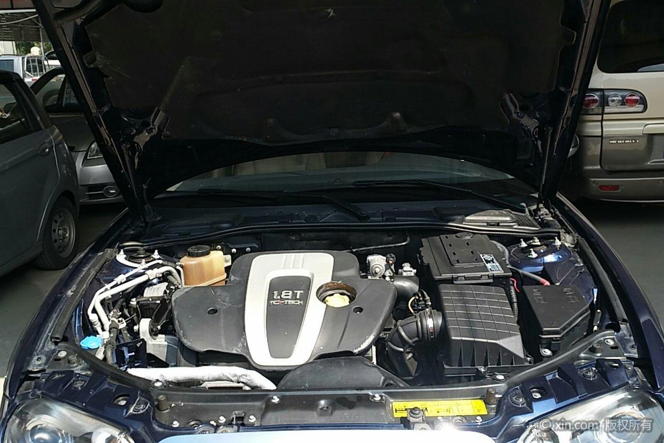 荣威750发动机舱福特途睿欧用的是什么发动机图片