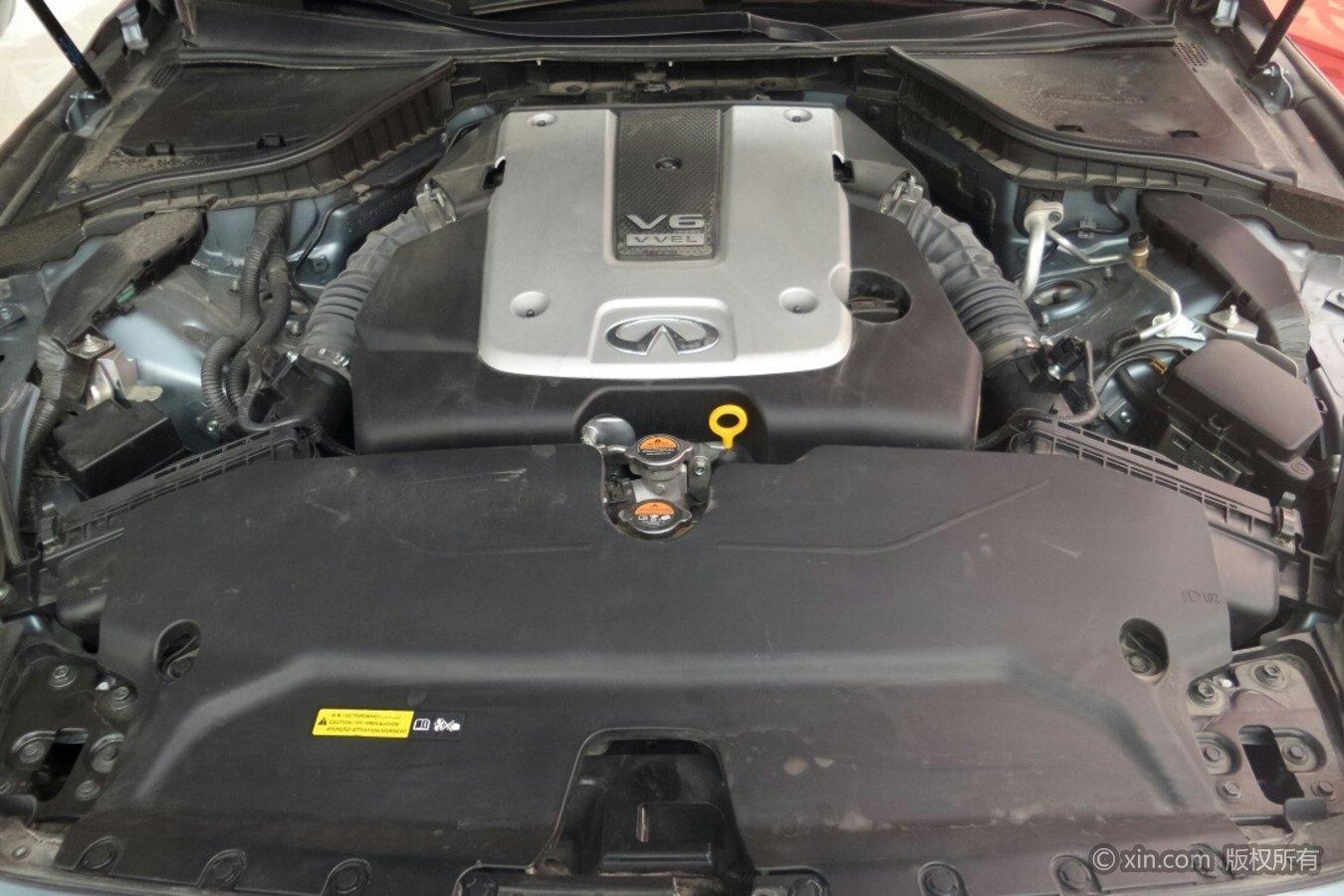 英菲尼迪Q50发动机