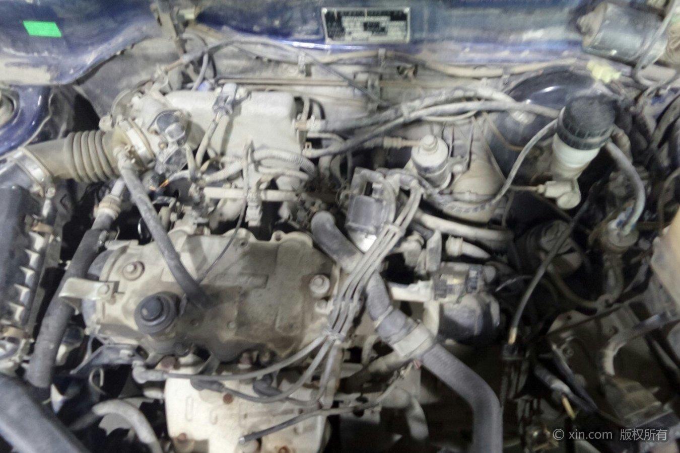 吉利汽车豪情发动机