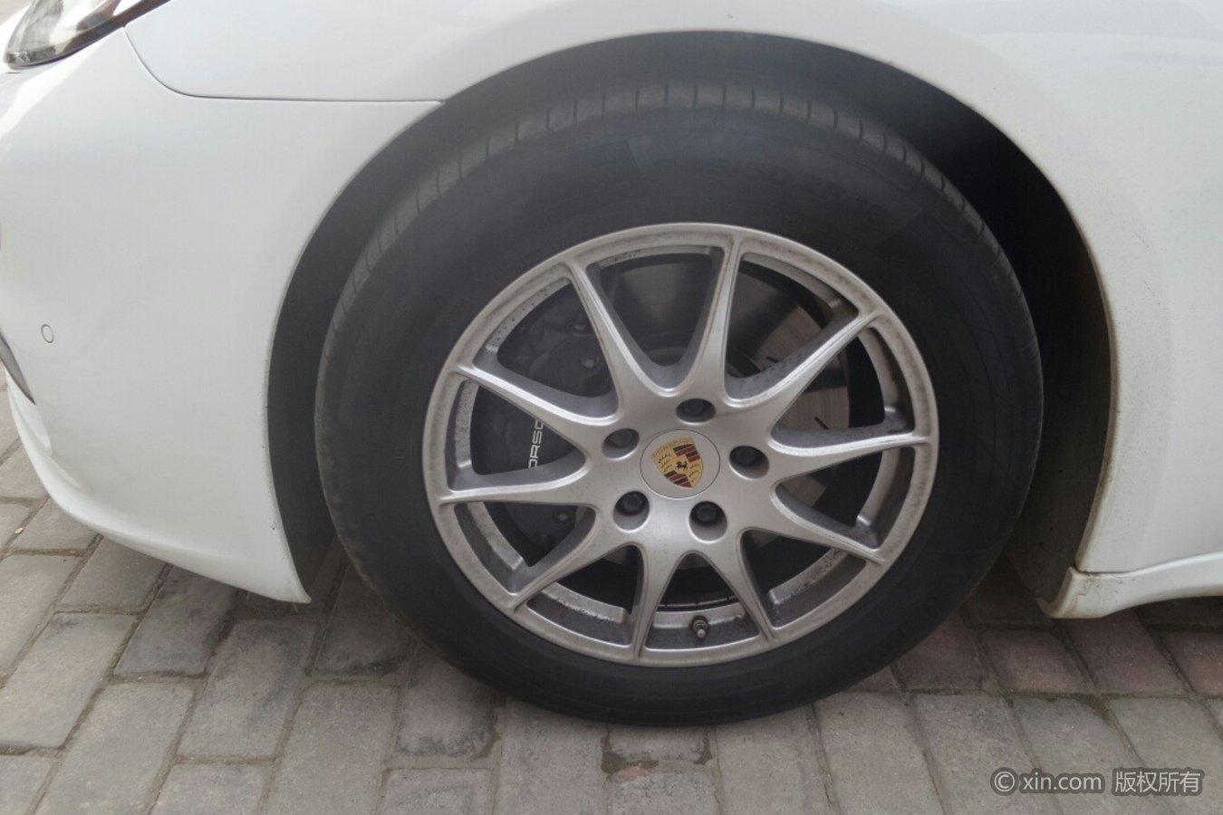 保时捷Panamera轮毂