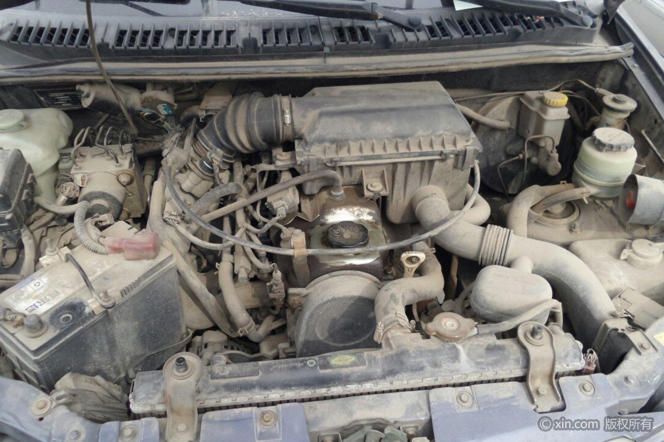 众泰2008发动机