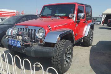 Jeep 牧马人 2009款 3.8L 自动 Unlimited-X-S-Package 四驱