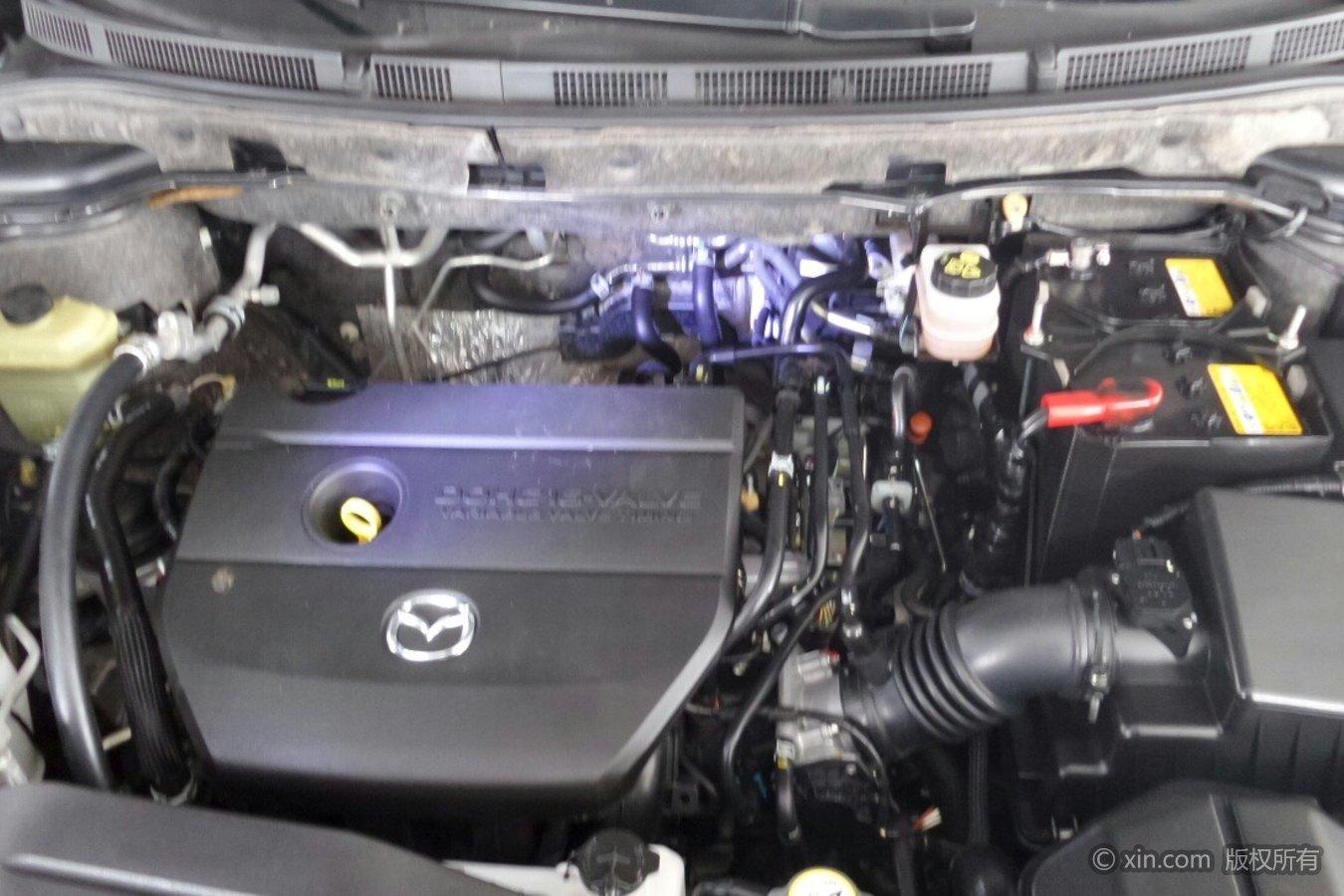 马自达马自达8发动机
