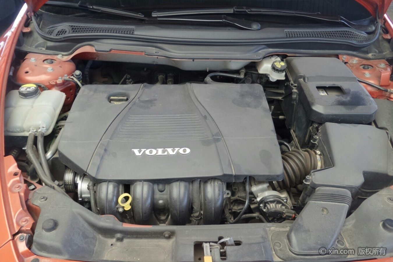 沃尔沃C30发动机