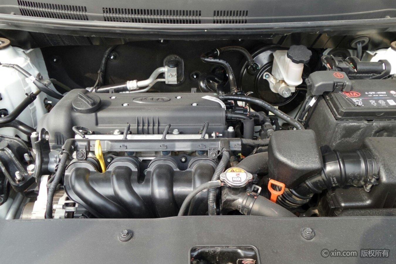起亚K2发动机
