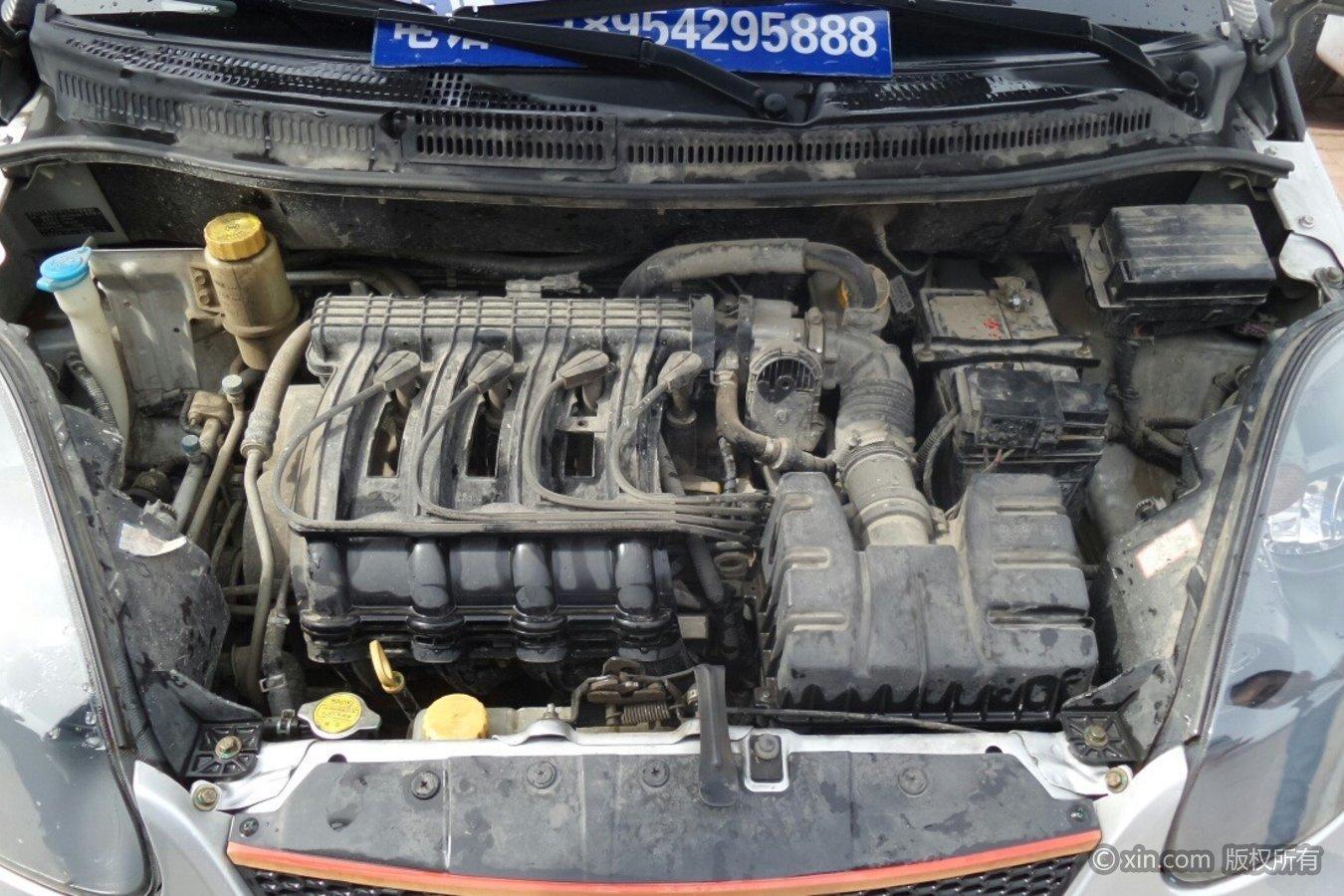 瑞麒X1发动机