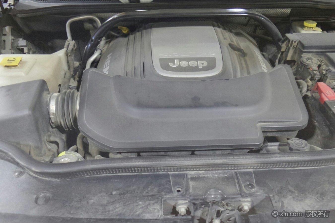 Jeep指挥官发动机