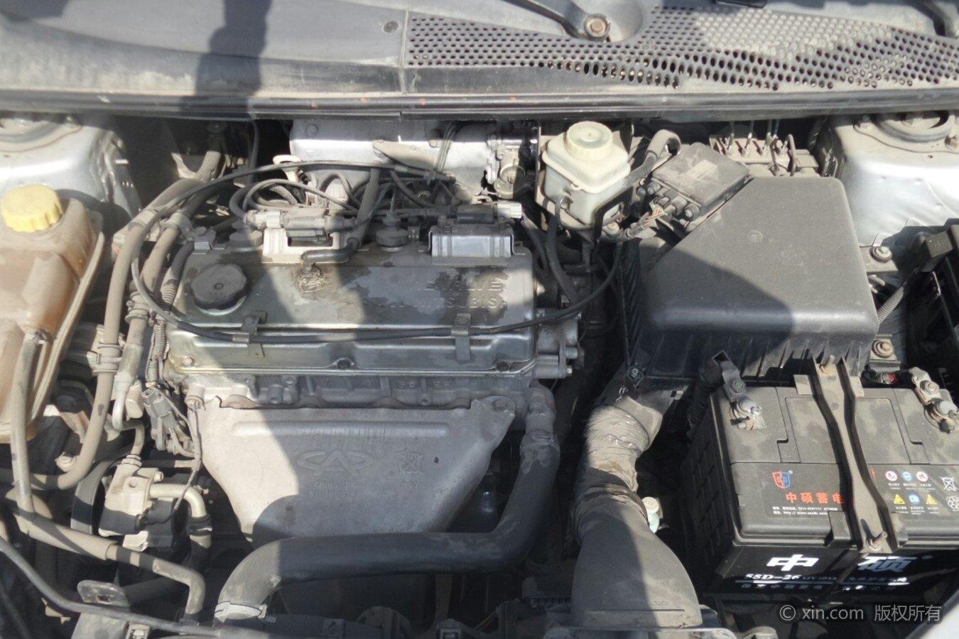 奇瑞V5发动机