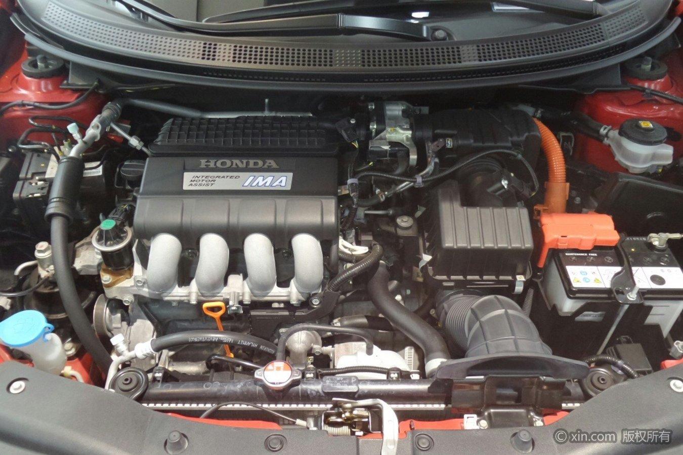本田CR-Z发动机