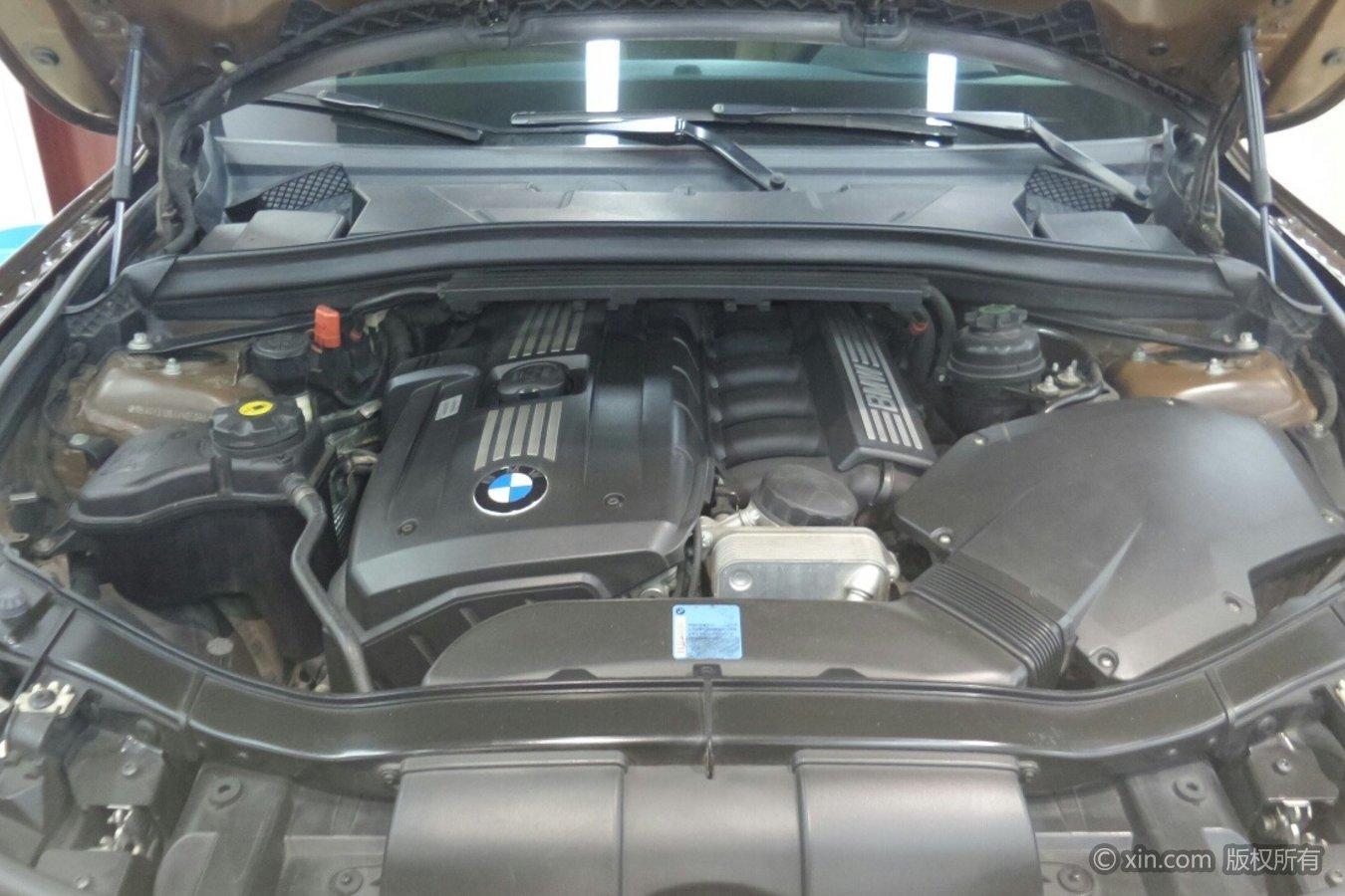 宝马X1(进口)发动机