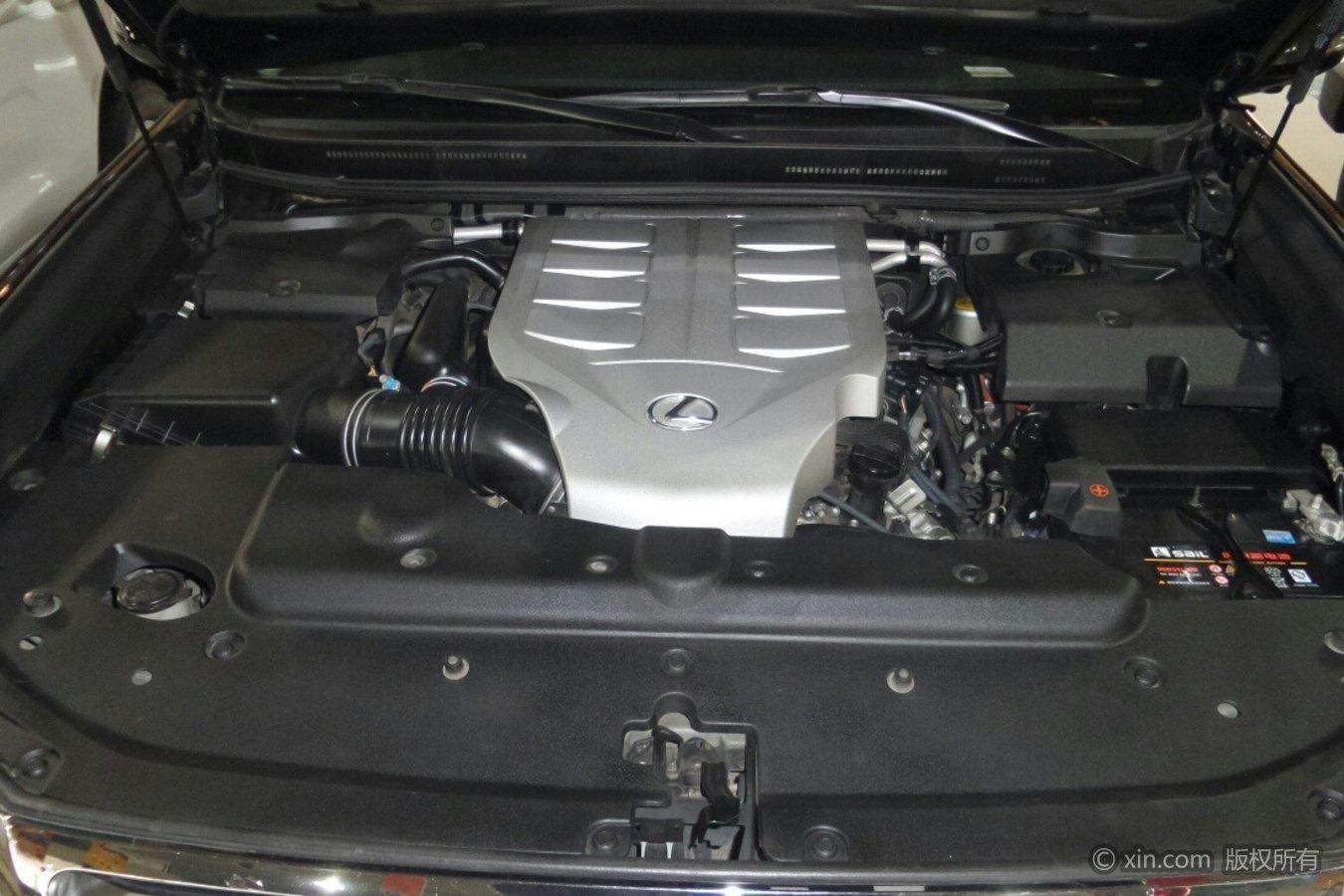雷克萨斯GX发动机