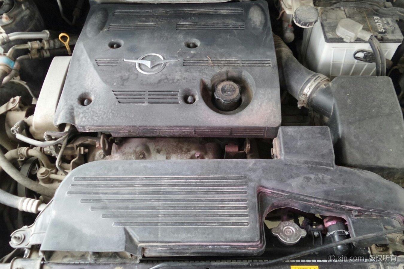 海马普力马发动机