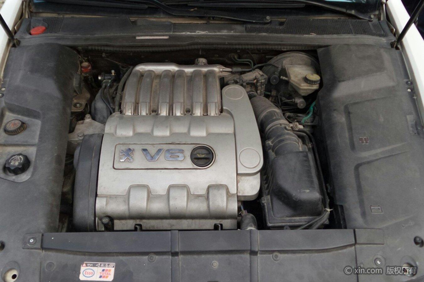 标致607发动机