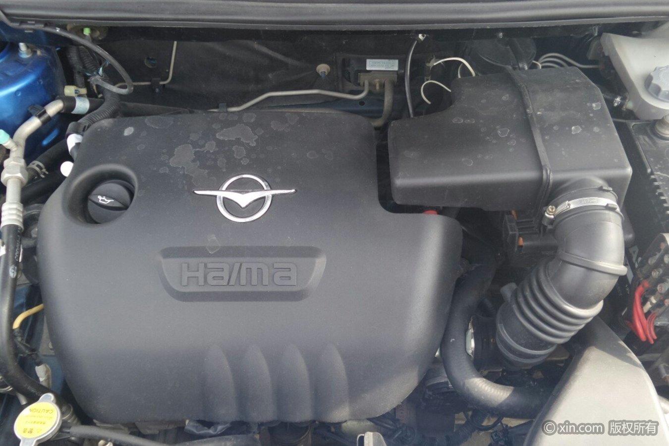 海马丘比特发动机