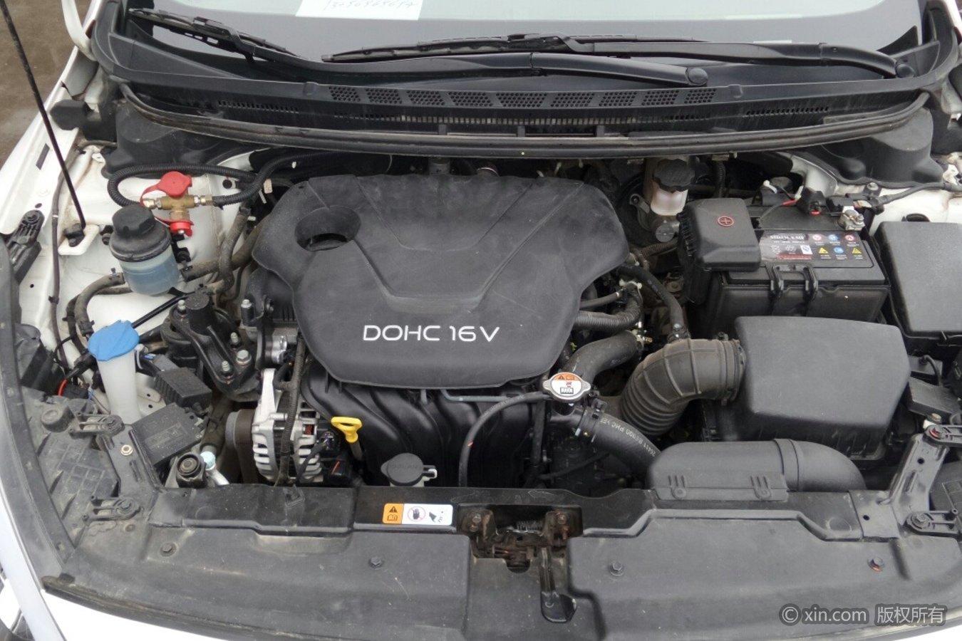 起亚K3S发动机