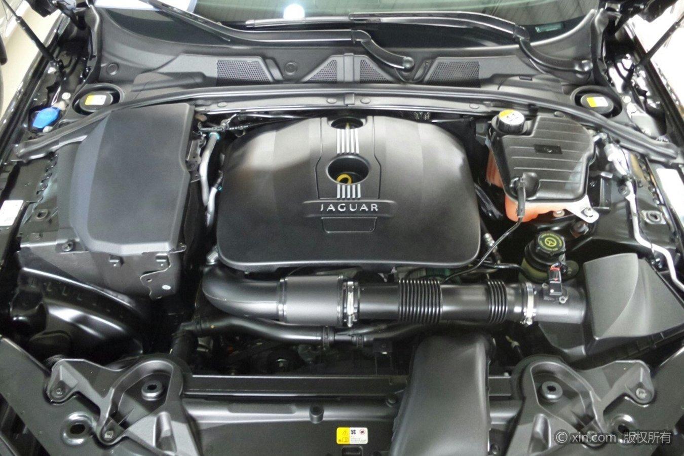 捷豹XF发动机
