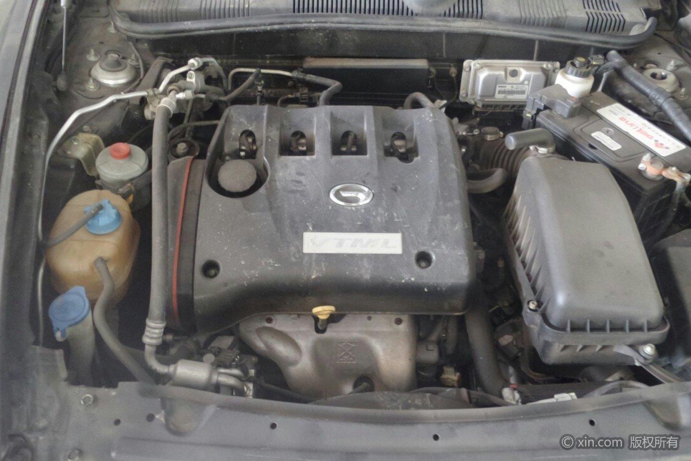 广汽传祺GA5发动机