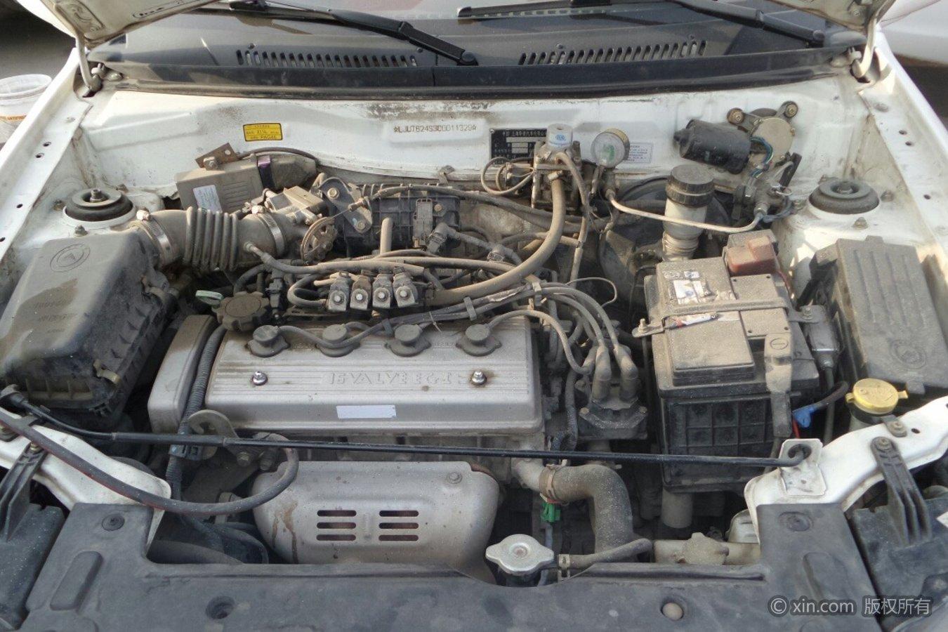 吉利汽车SC3发动机