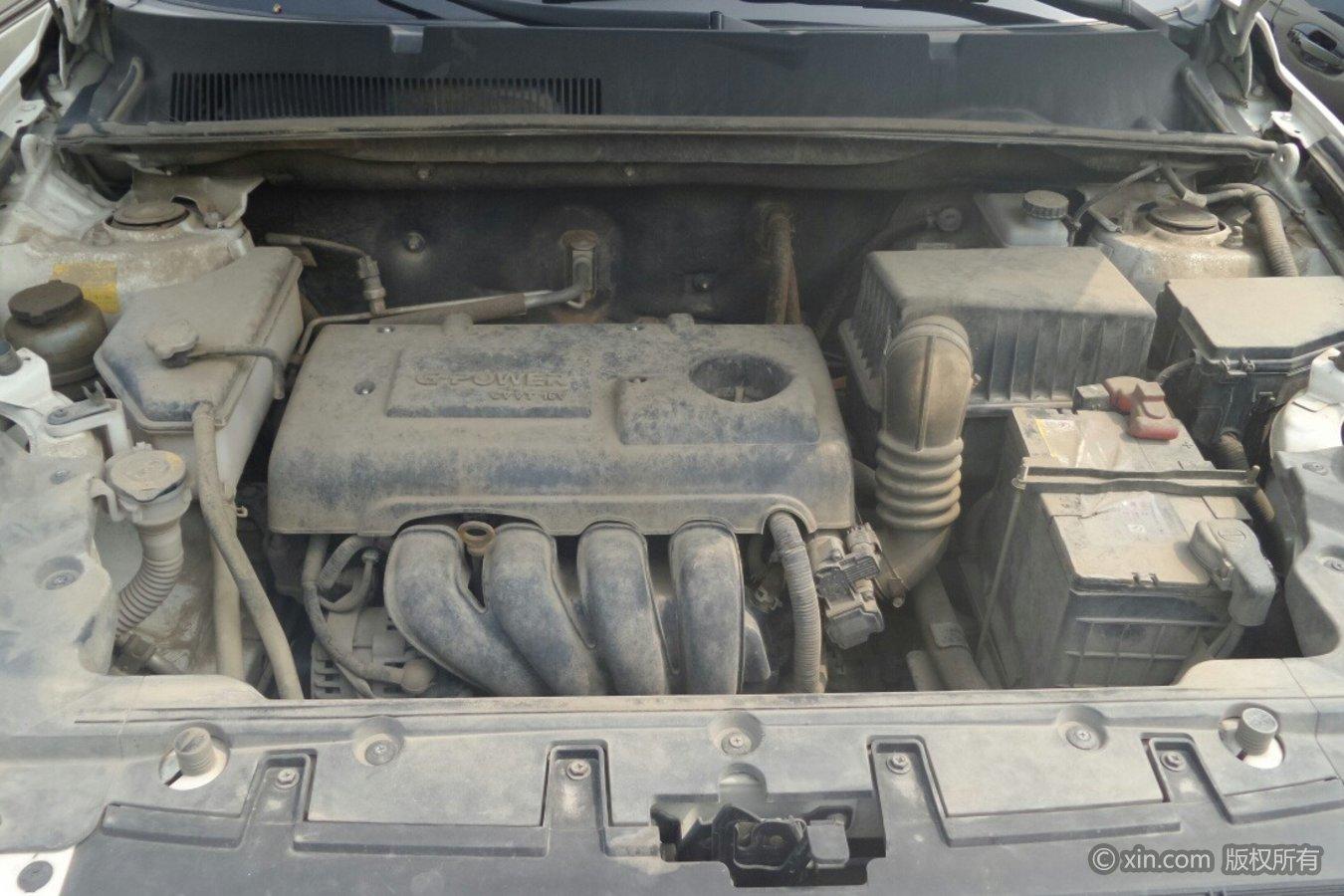 吉利汽车SX7发动机