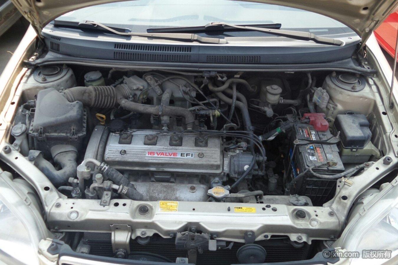 丰田威驰发动机