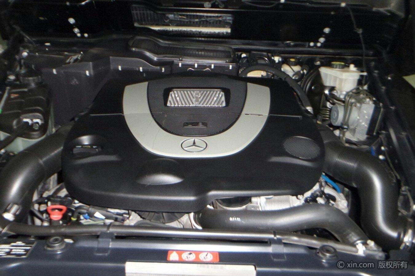 奔驰G级发动机