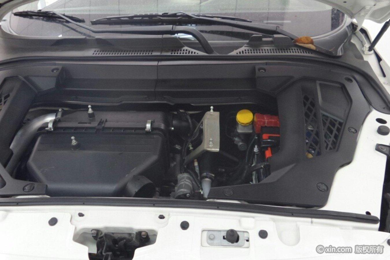 纳智捷大7 SUV发动机
