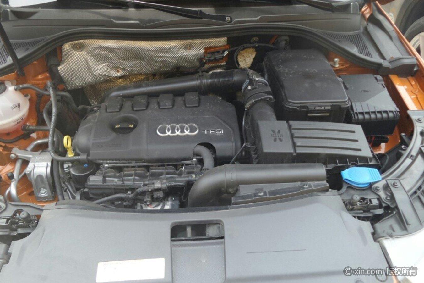 奥迪Q3(进口)发动机