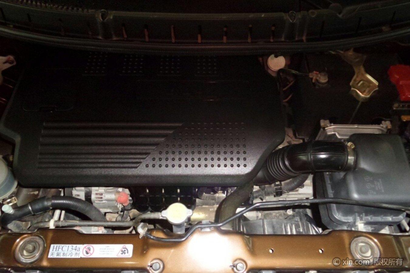 东风风行景逸SUV发动机