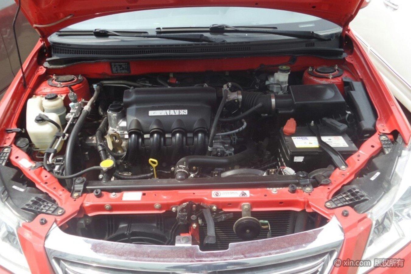 比亚迪G3R发动机
