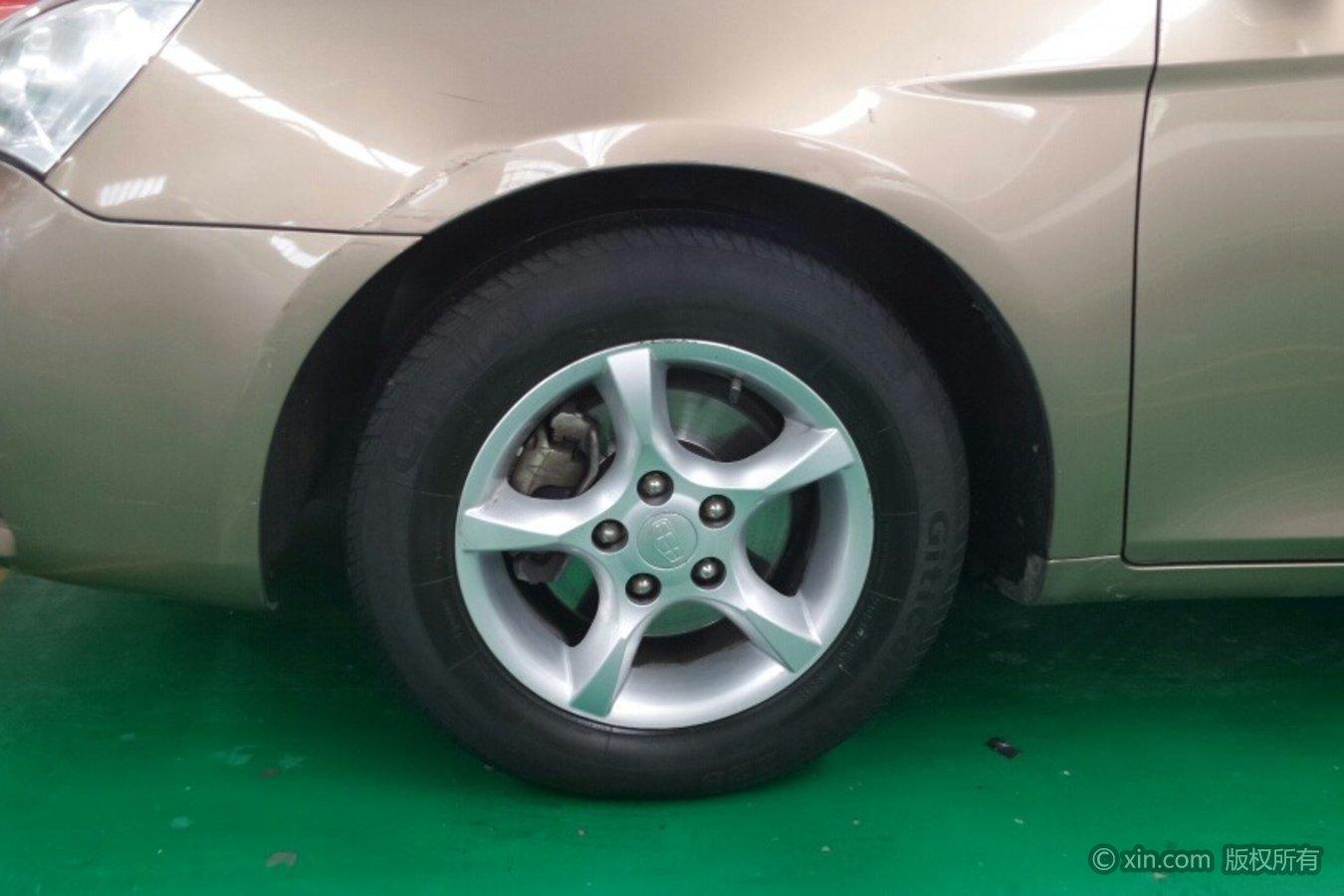 吉利汽车EC7轮毂