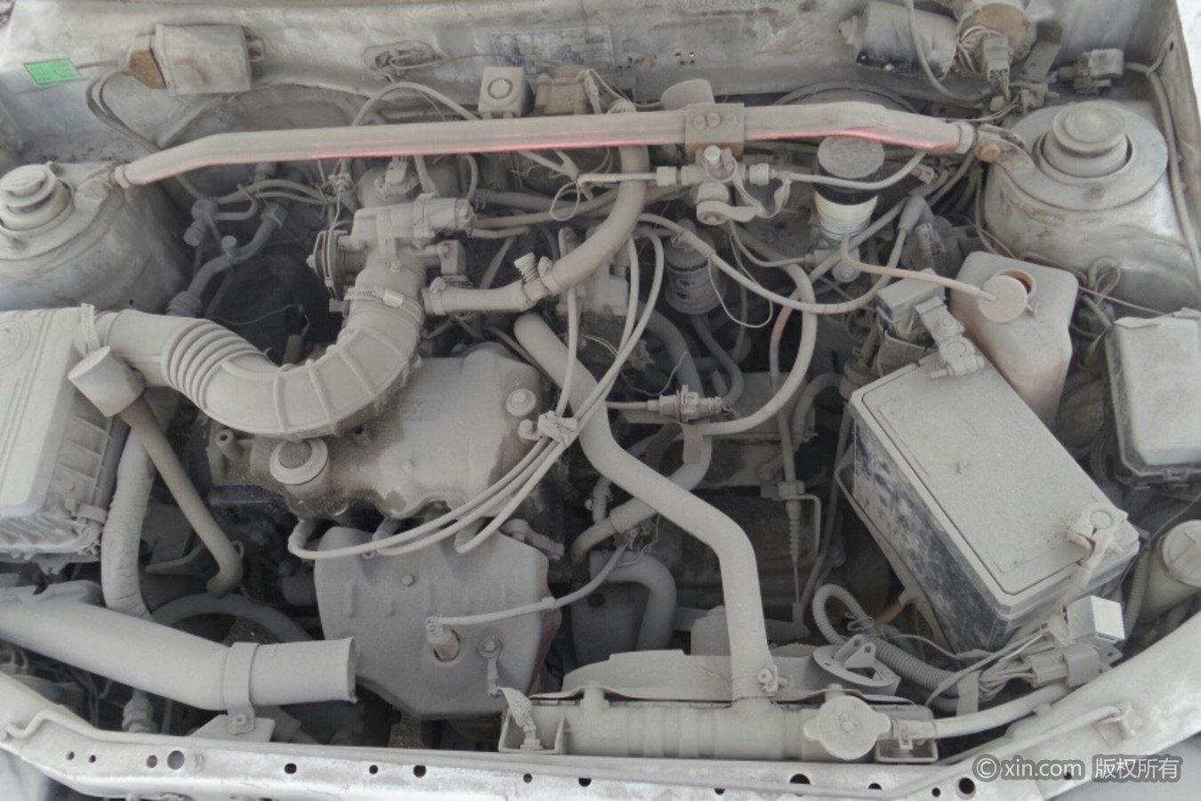 吉利汽车优利欧发动机