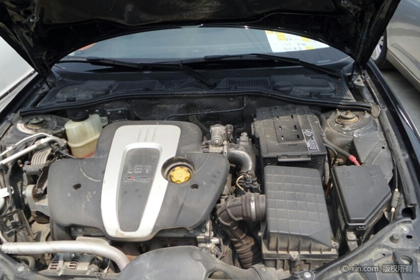 荣威750发动机