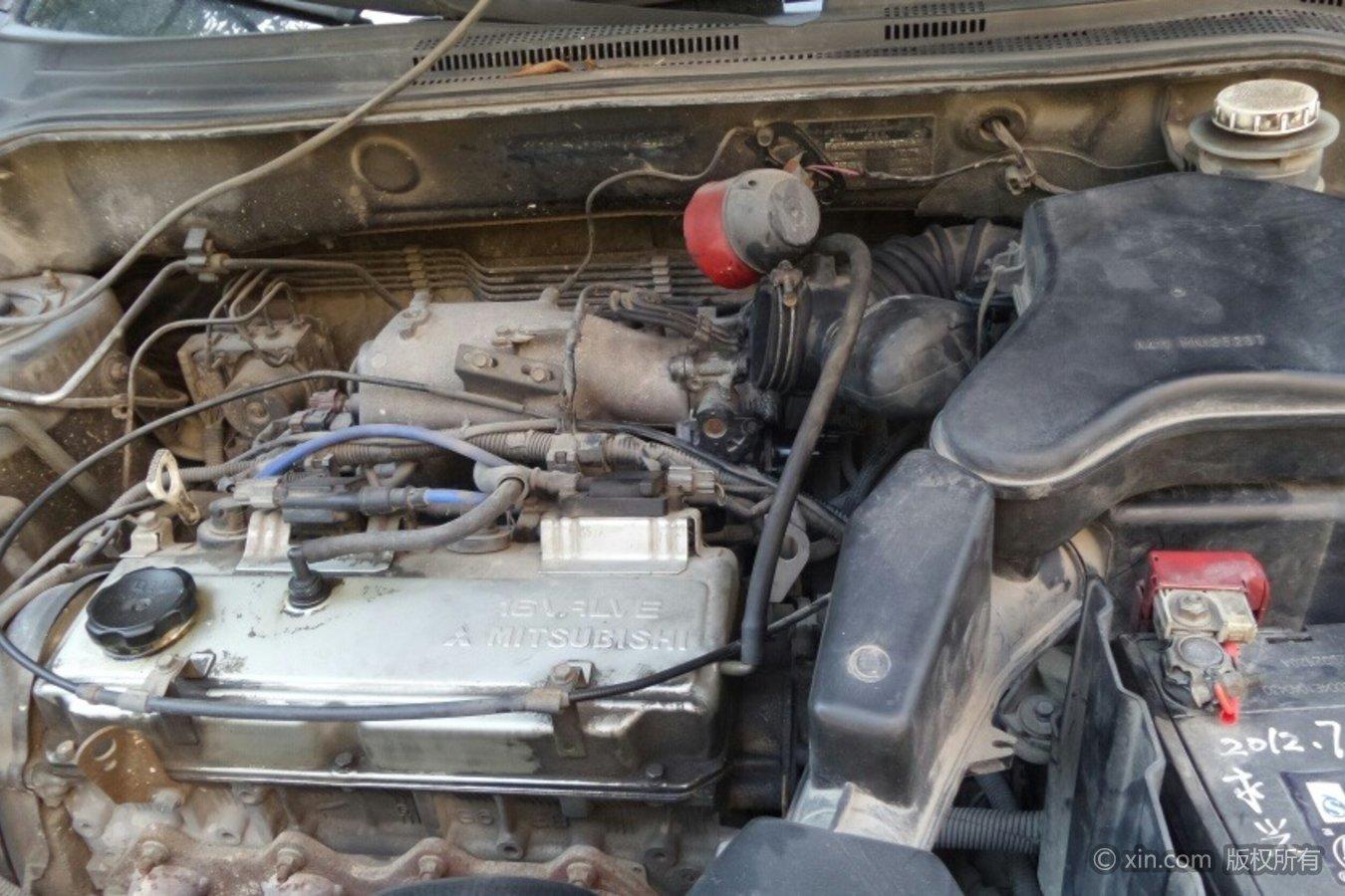 三菱欧蓝德发动机