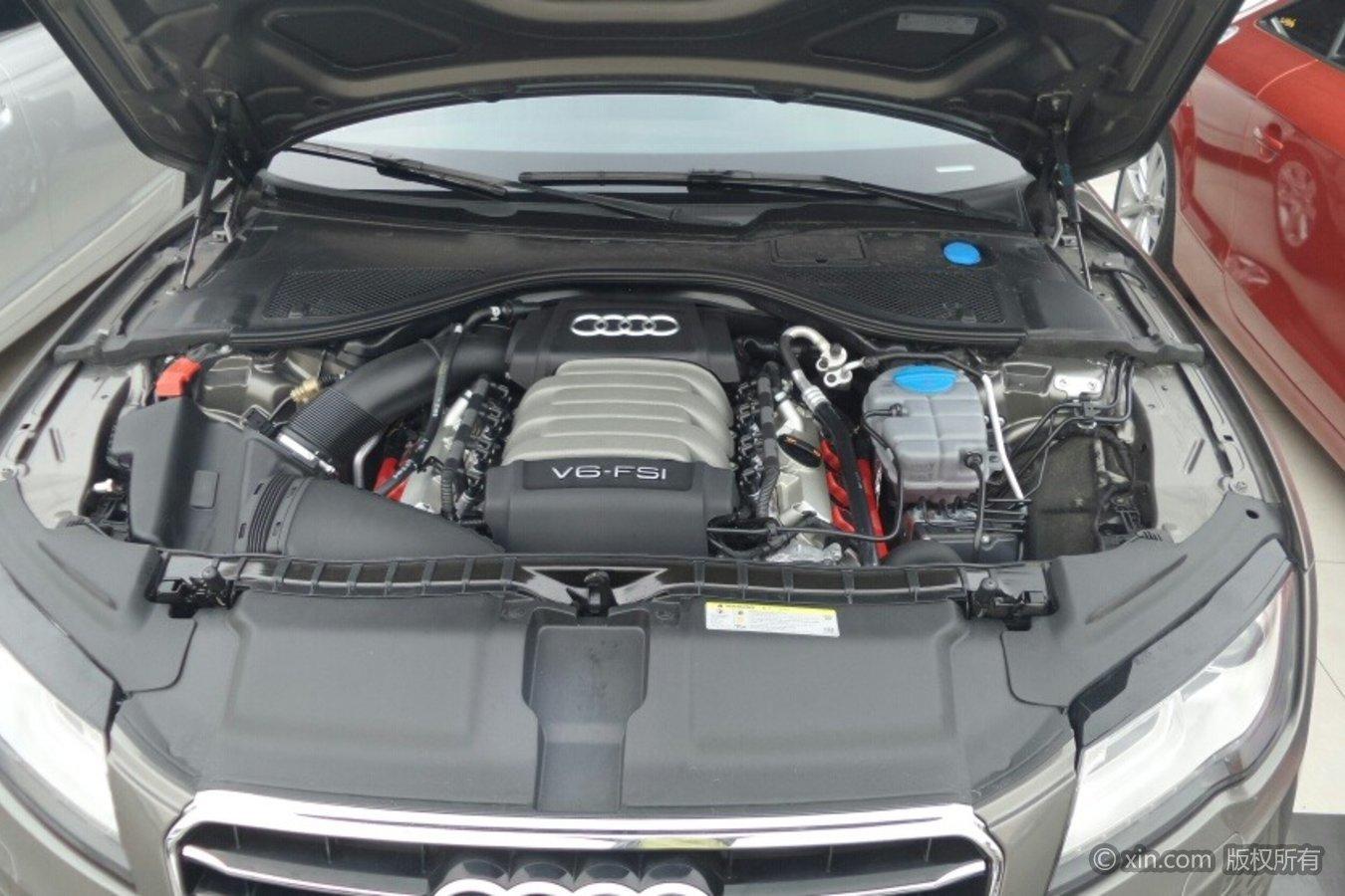 奥迪A7(进口)发动机