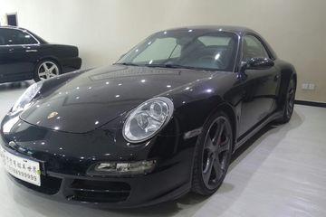 保时捷 911 敞篷车 2009款 3.8T 自动 敞篷Turbo 四驱