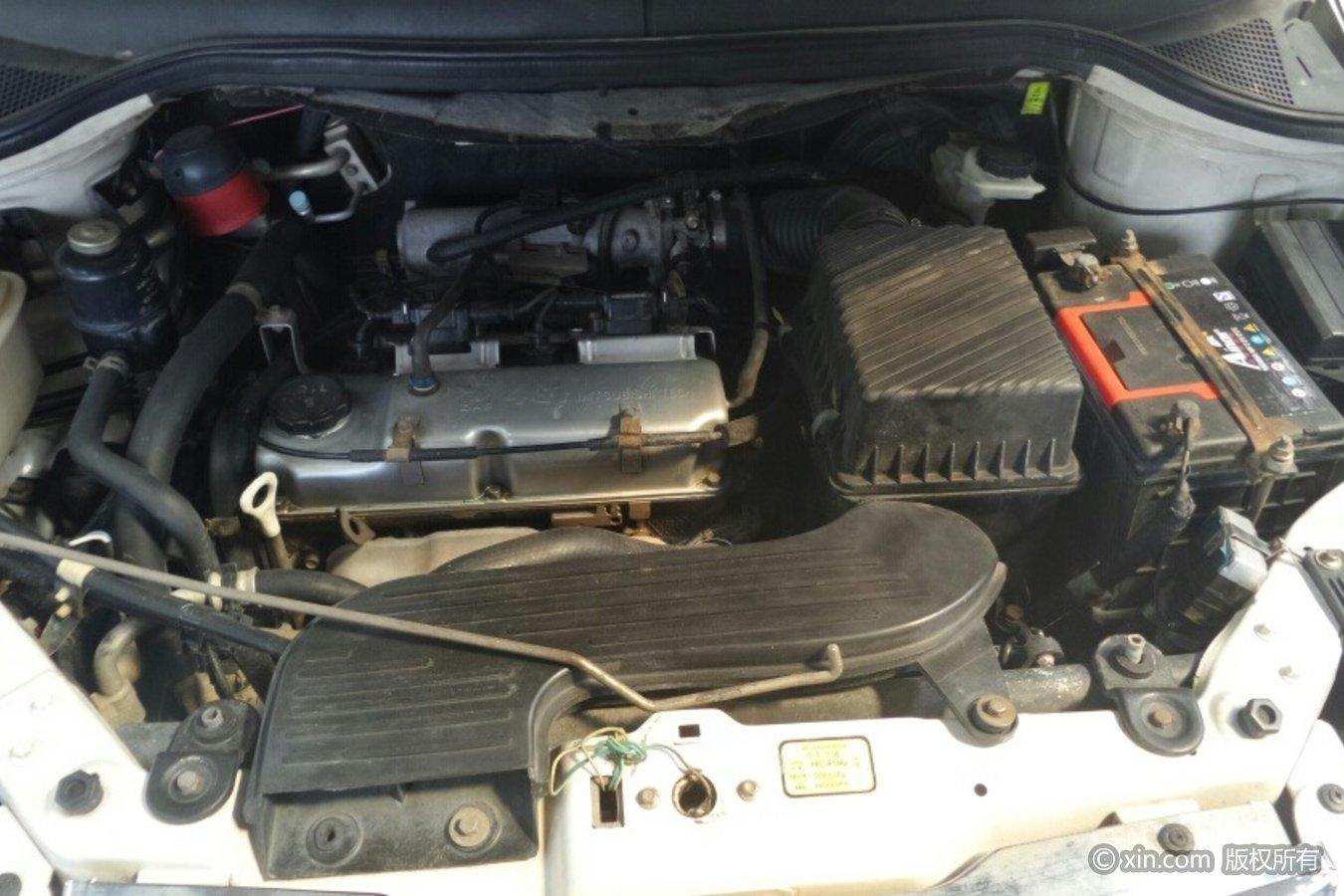 猎豹汽车骐菱发动机